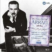 Warner Icon : Arrau - The Philospher of the Piano