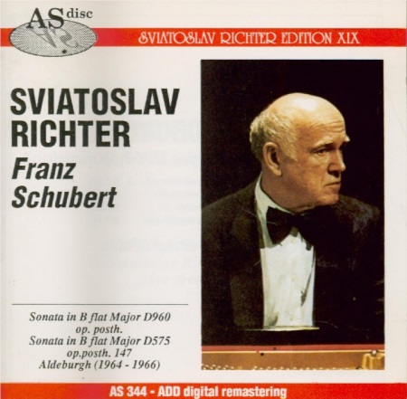 Sviatoslav Richter Volume I