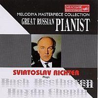 Melodiya Masterpiece Collection : Richter - Bach, Beethoven, Haydn
