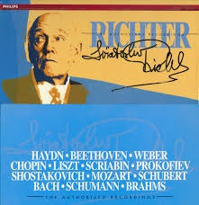 Philips Authorized Recordings : Richter - Complete Set