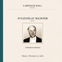 Sony Classical : Richter - Beethoven Recital