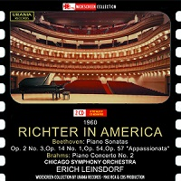 Urania Widescreen Collection : Richter - In America
