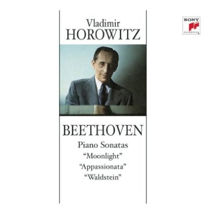 Sony Classical Limited Edition : Horowitz - Beethoven Sonatas 14, 21 & 23