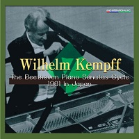 King Records : Kempff - In Tokyo