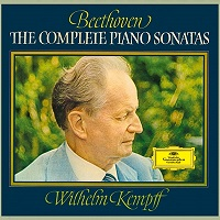Tower Records : Kempff - Beethoven Complete Piano Sonatas